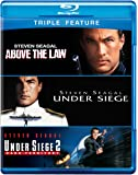 Above the Law / Under Siege / Under Siege 2 (Triple-Feature) [Blu-ray]