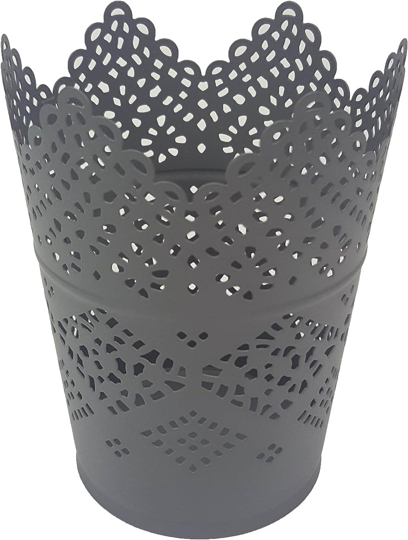 Kerzenhalter IKEA SKURAR 11 cm wei/ß