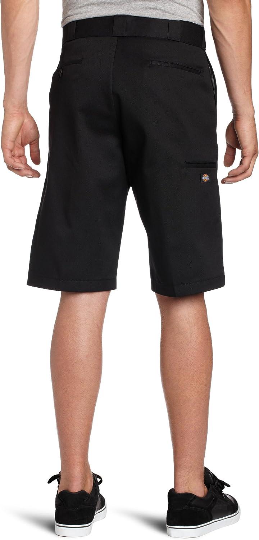 Men/'s 13 inch Multi Pocket Work Short Khaki Beige Dickies