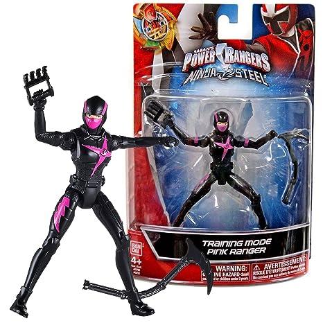 Amazon.com: Power Rangers Year 2017 Sabans Ninja Steel ...