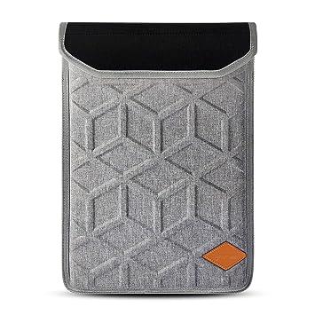 lymmax Funda para Portátil 13-13.3 Pulgadas Macbook Pro/Air 13 2016-2017 para Ultrabook HP/DELL/Lenovo/ASUS/Acer Ordenador portátil a Prueba de Golpes ...