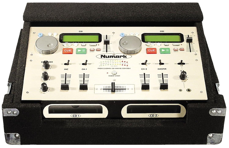 CNMCM1 CD Mix Station Case (Holds 1 NUMARKS CD Mix Or CD Mix 2 Odyssey Innovative Designs 54360-B