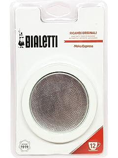 Bialetti - Repuesto de junta de goma para filtro de cafetera, 9 ...