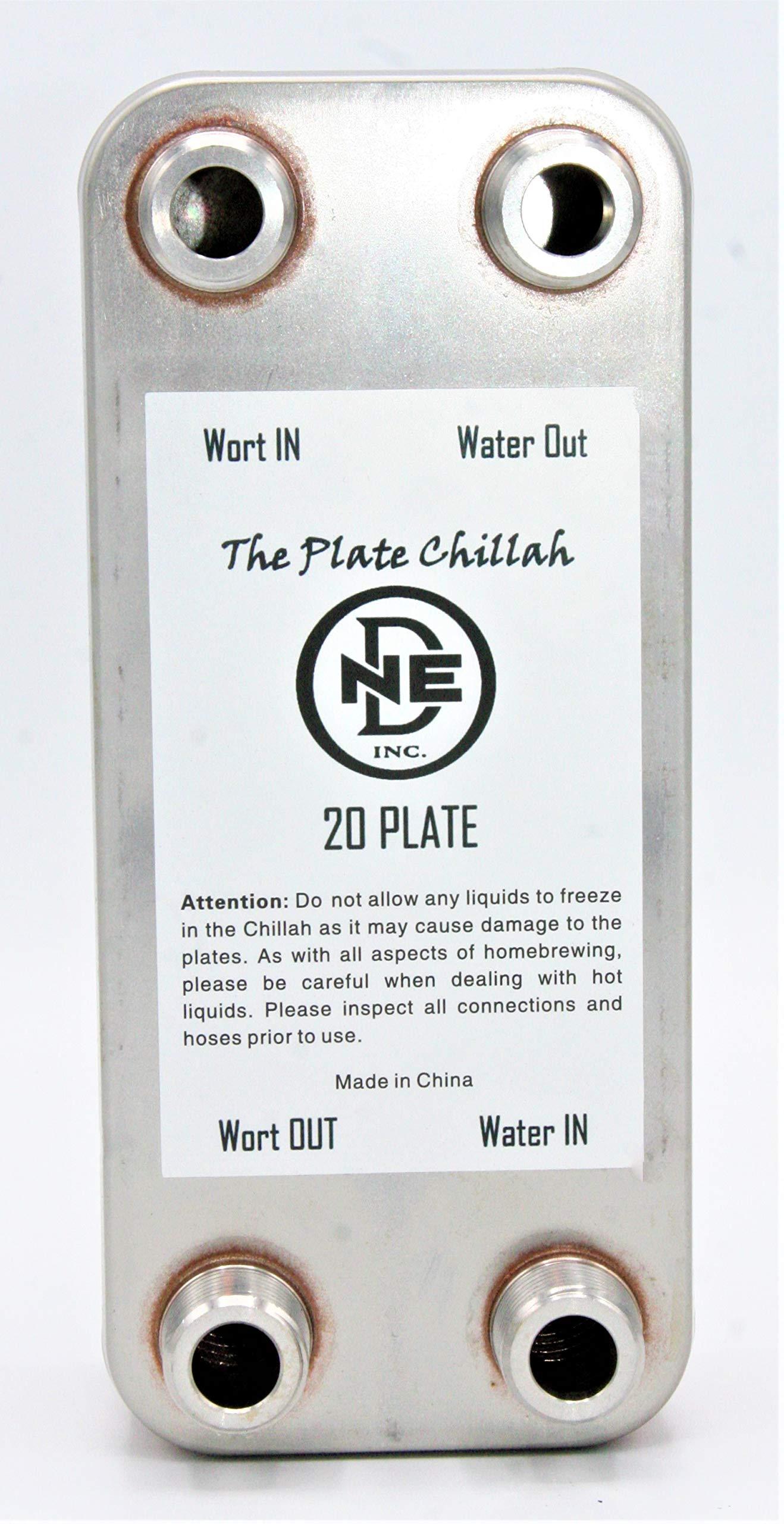 Wort Chillah - 20 Plate