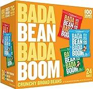 Enlightened Bada Bean Bada Boom Plant-based Protein, Gluten Free, Vegan, Non-GMO, Soy Free, Kosher, Roasted Broad Fava Bean