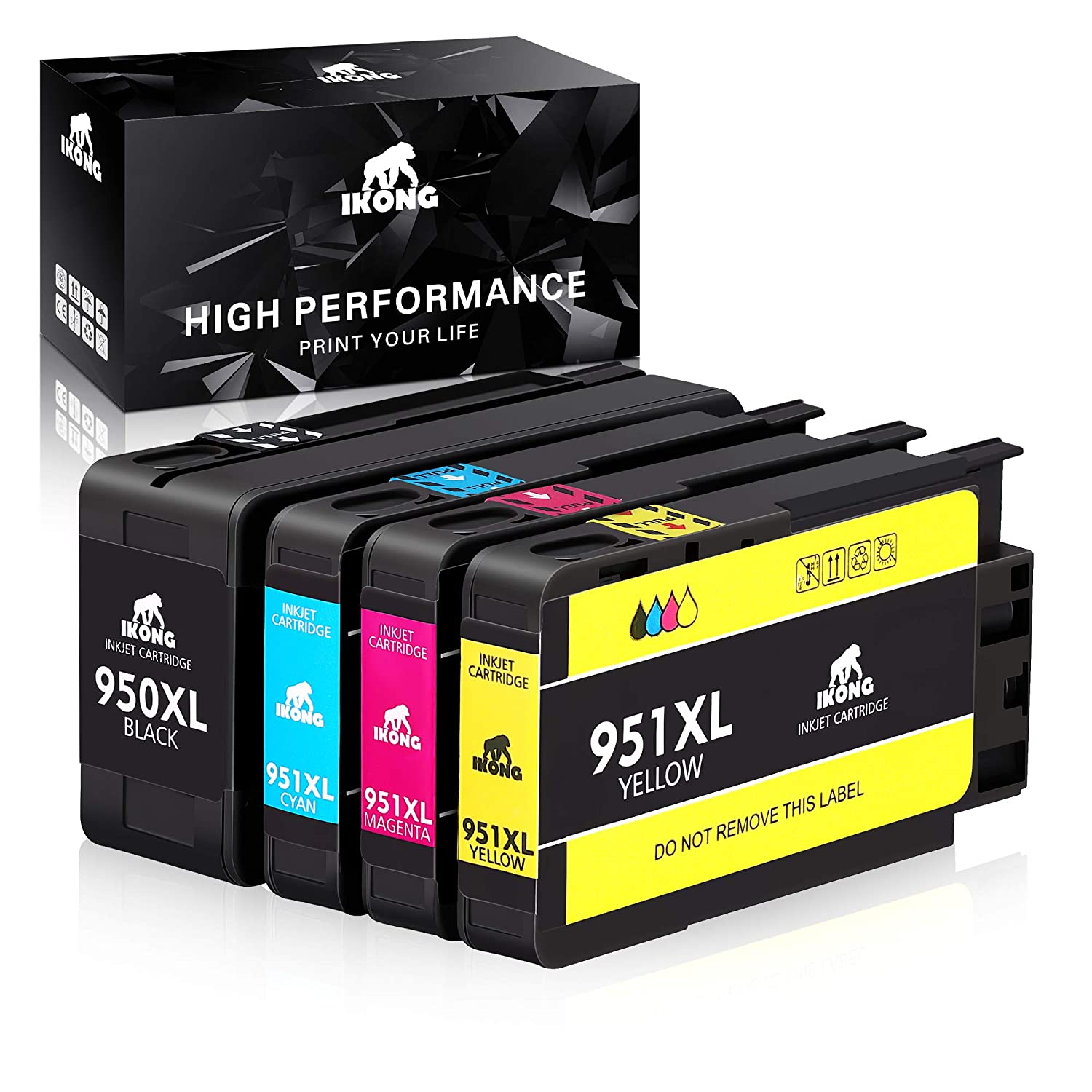 IKONG Compatible Ink Cartridge Replacement