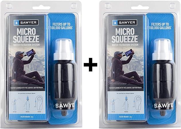 Sawyer PointONE Micro Squeeze Eau Système de filtration SP2129