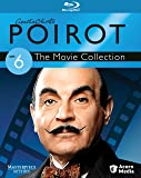 Agatha Christie's Poirot: The Movie Collection - Set 6 [Blu-ray]