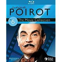 Agatha Christie's Poirot: The Movie Collection - Set 6
