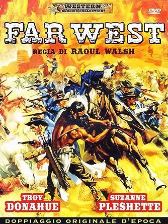 troy dvd italiano  : far west dvd Italian Import: troy donahue, suzanne ...