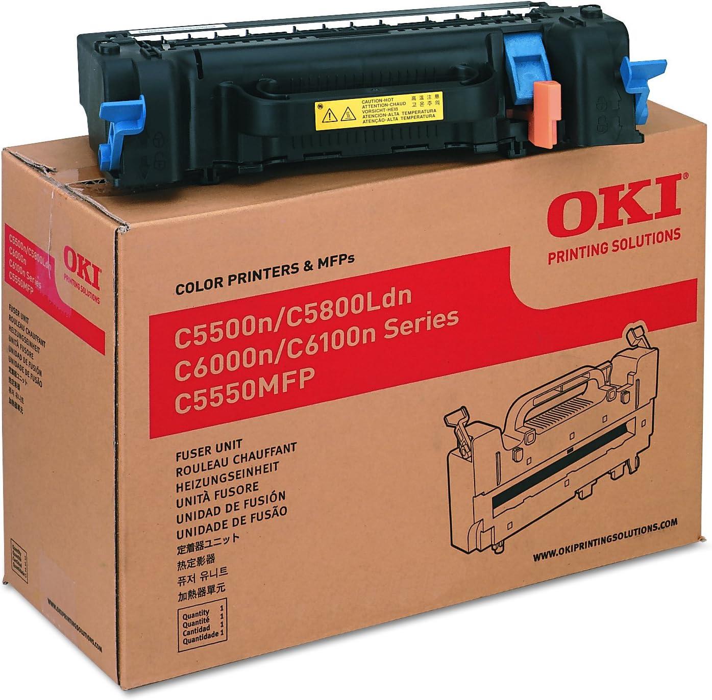 Amazon.com: OKI 43363201 C5500 Fuser Unit: Office Products