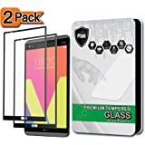 [2-Pack] LG V20 Screen Protector, PThink [Full Screen Coverage] Tempered Glass Screen Protector for LG V20