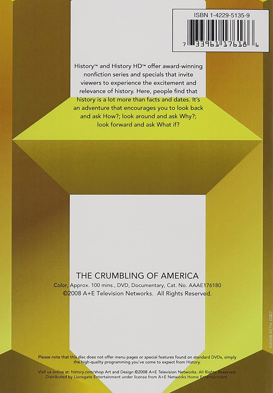 amazon com crumbling of america crumbling of america movies tv
