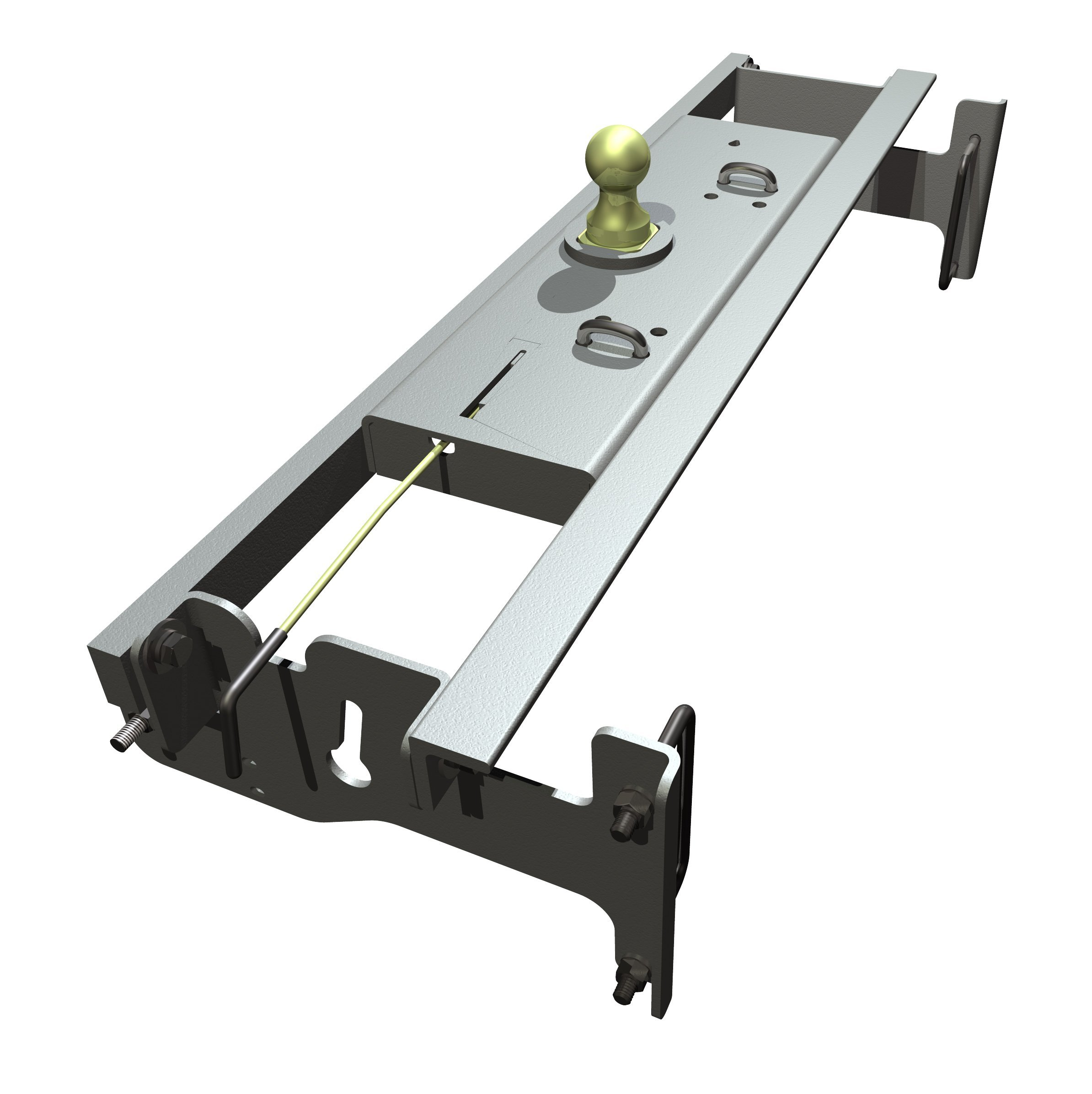 B&W Trailer Hitches 1313 Gooseneck Hitch for Dodge and RAM Trucks by B&W Trailer Hitches