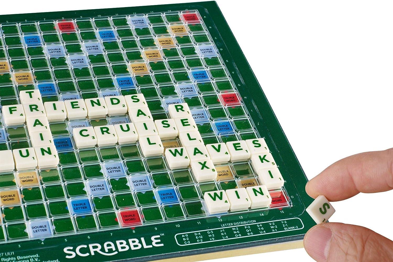 Scrabble Viaje Juego De Mesa: Amazon.es: Juguetes y juegos