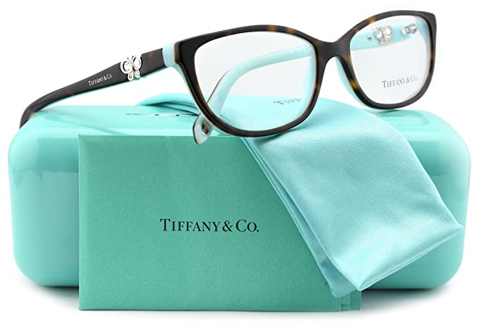 fabb84cce718 Image Unavailable. Image not available for. Colour  Tiffany   Co. TF2051B  Eyeglasses ...