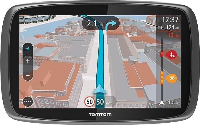 TomTom GO 600 - GPS para coches de 6