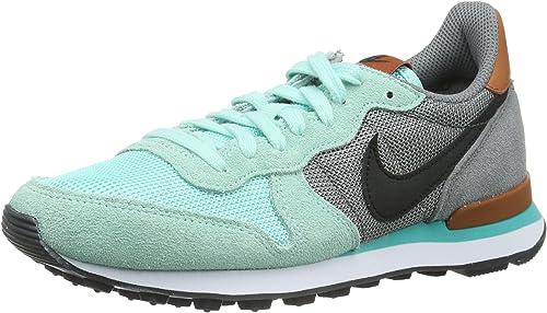 tengo sueño Moderador Sucio  Nike Damen Wmns Internationalist Sneakers, Türkis (Mint), 40.5 EU:  Amazon.de: Schuhe & Handtaschen