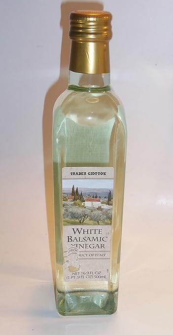 Amazoncom Trader Giottos White Balsamic Vinegar Grocery