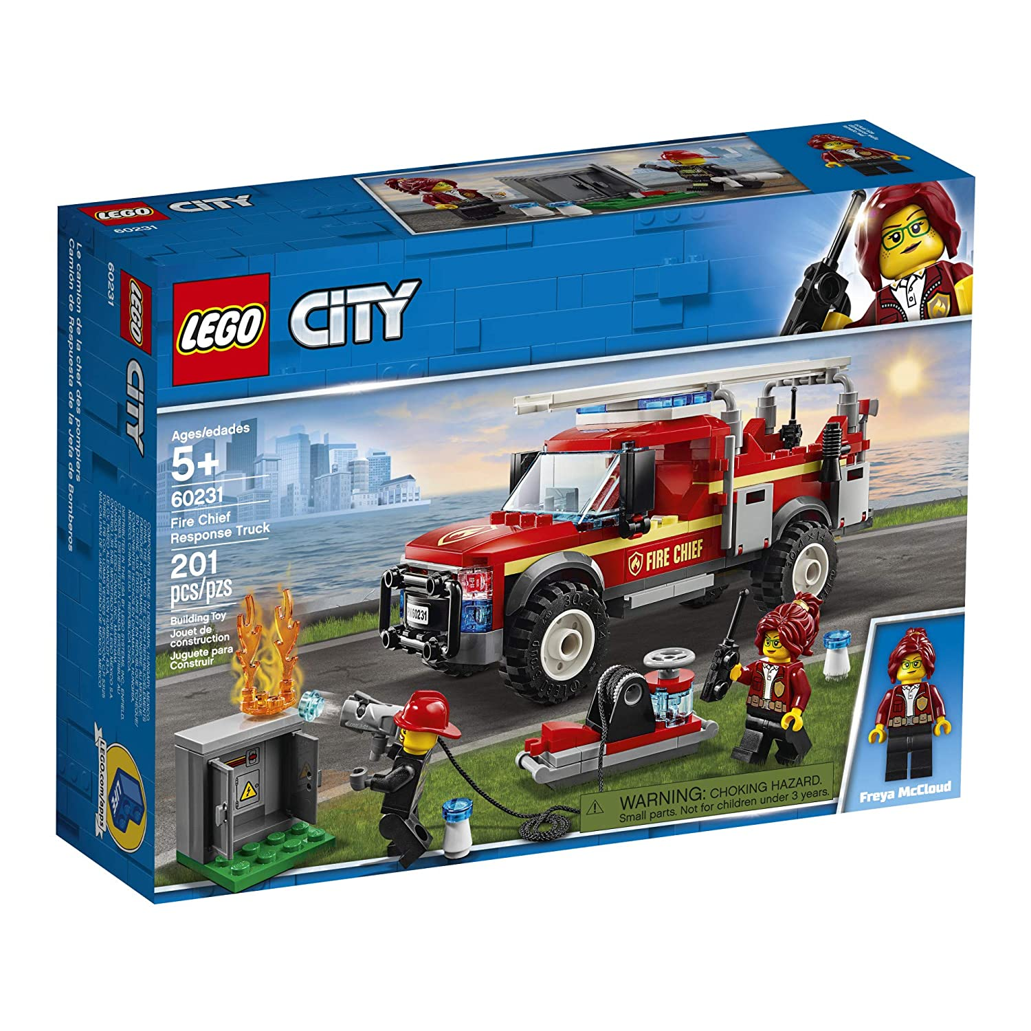 Top 9 Best LEGO Fire Truck Sets Reviews in 2021 12