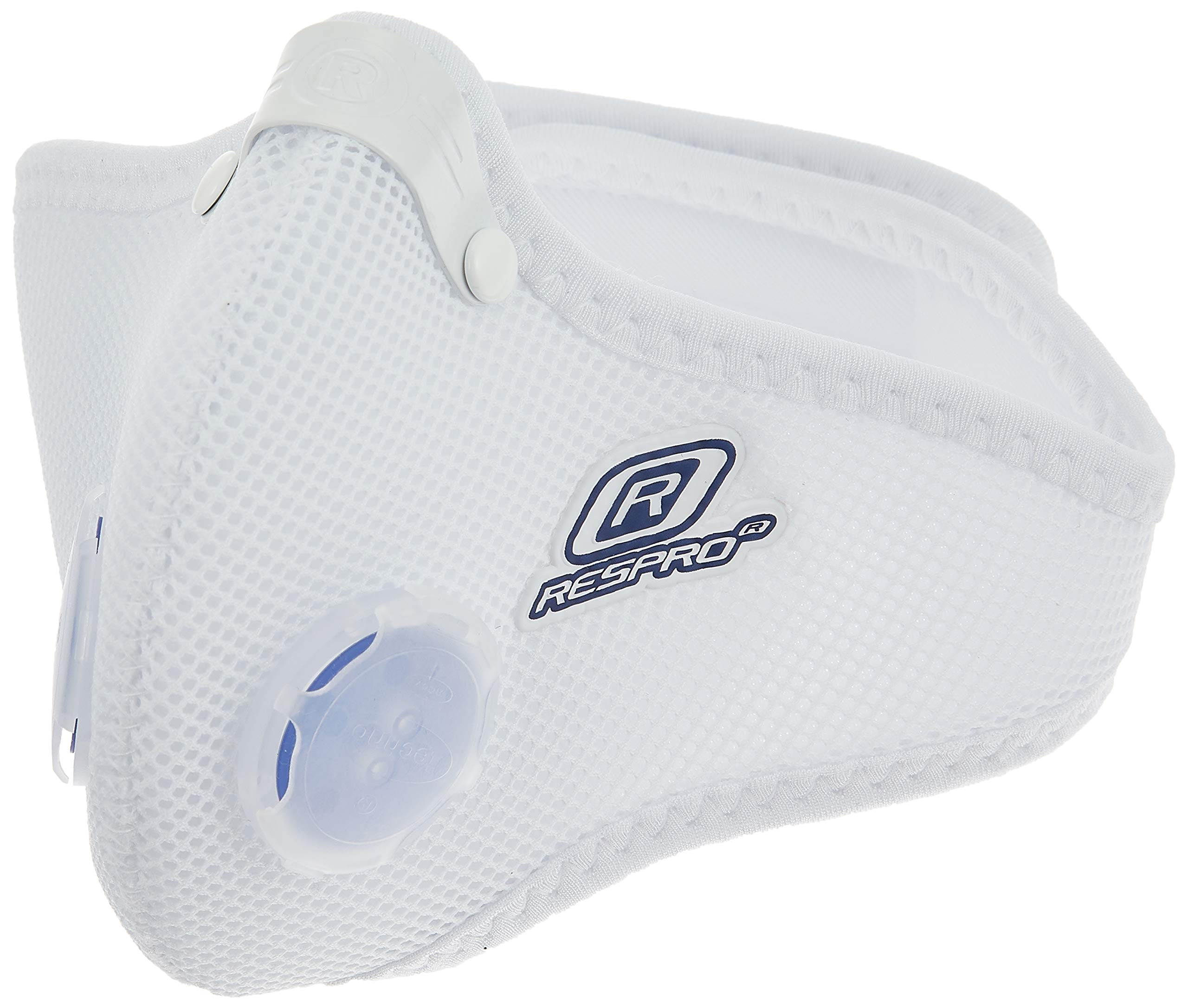 RESPRO allergy model ultralight polyester aero / allergy mask White M by Respro
