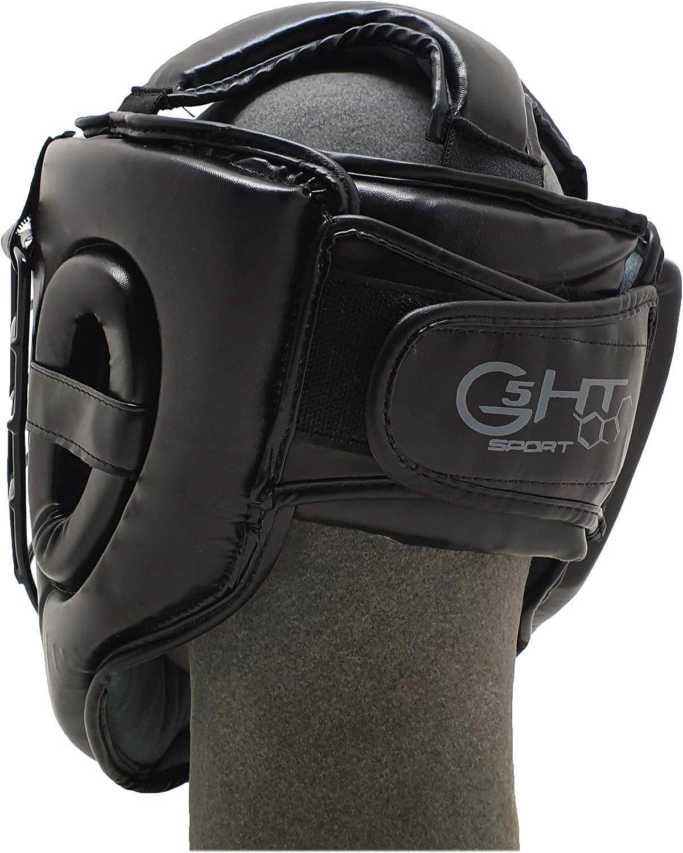 Casco G5HT Protecci/ón Total con Rejilla met/álica