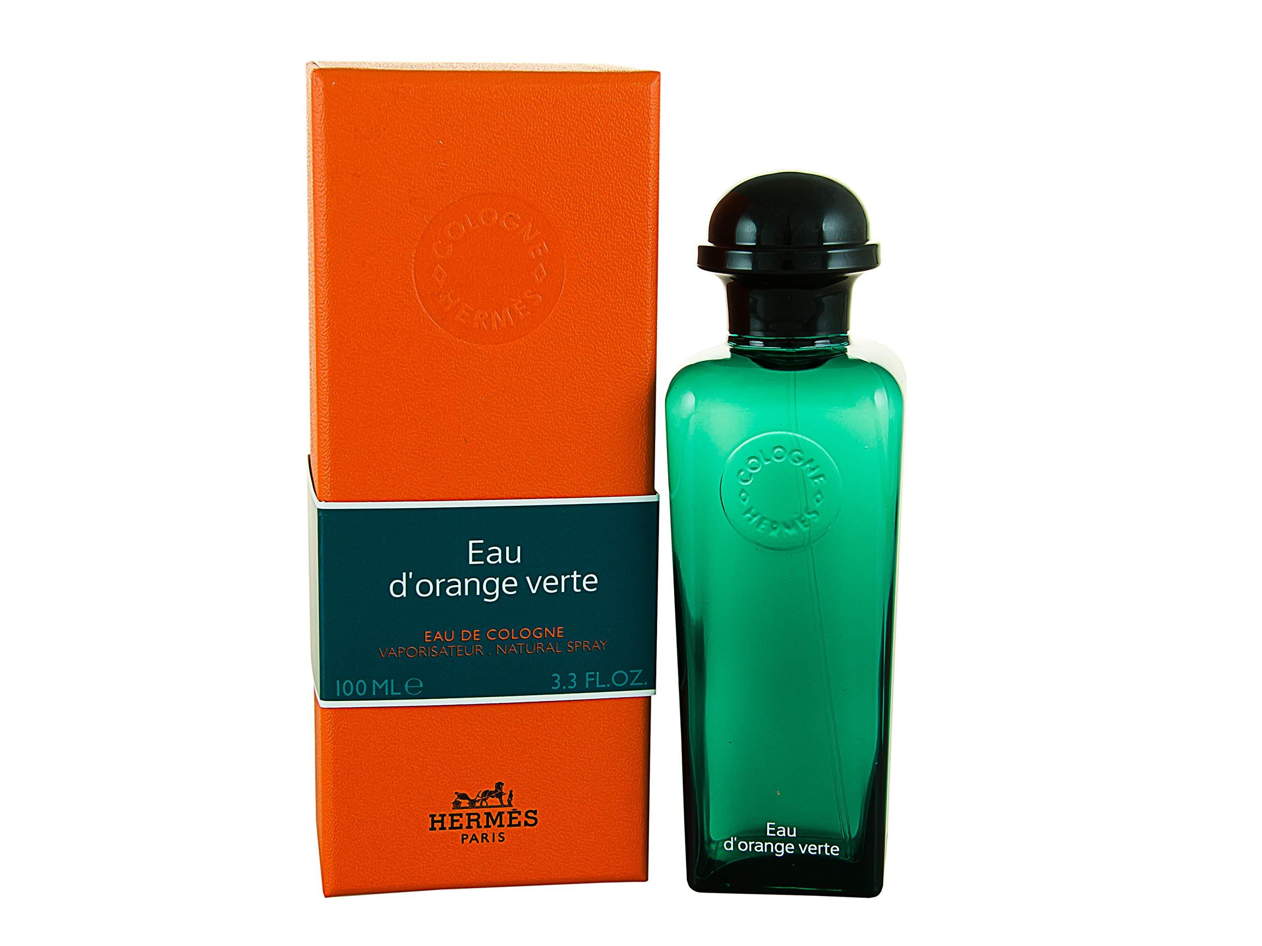 Eau D'Orange Verte Eau De Cologne Natural Spray, 3.3 oz.