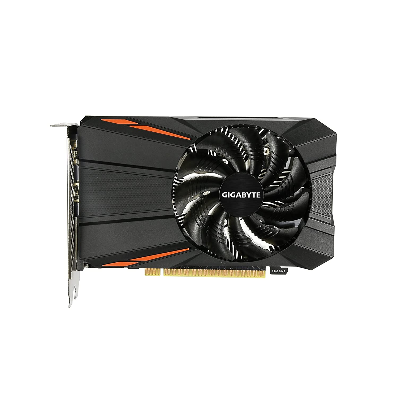 Gigabyte Geforce GTX 1050 Ti 4GB GDDR5 PCI-E Graphics Card
