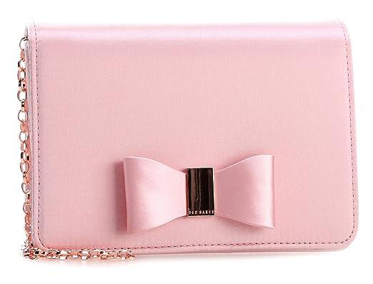 42521f87f3 Ted Baker Eveelyn Shoulder bag rose: Amazon.co.uk: Clothing