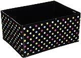 Chalkboard Brights Small Storage Bin