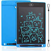 IDEASY Tableta de Escritura LCD de 12 Pulgadas, Tableta de Dibujo de un Solo Color, Tablero de Escritura LCD Electrónico…