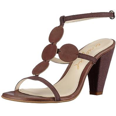 Shoes Rebecca 103724, Damen Sandalen/Fashion-Sandalen, violett, (lilla 645), EU 40 Cinque