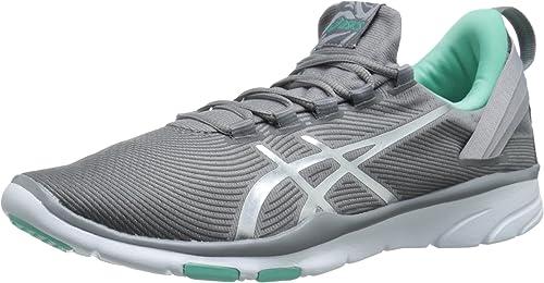 ASICS Women's Gel-fit Sana 2-w Cross-Trainer Shoe, 5 M US