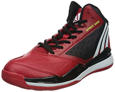 c76ac0473bf adidas Crazy Ghost 2 Mens Basketball Sneakers Shoes-Red-13.5