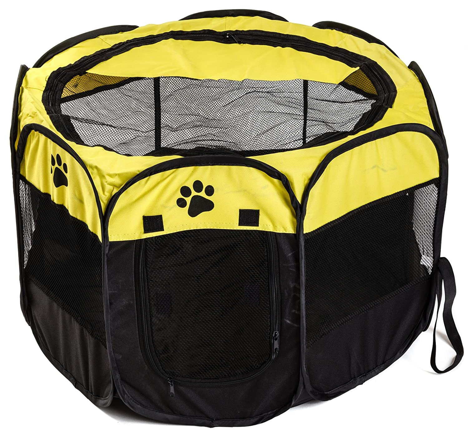 UNIQUE PETZ Lightweight Portable PlayPen See More Sizes