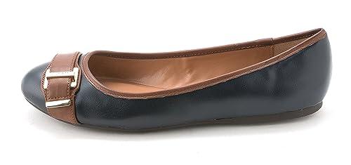 Tommy Hilfiger - Mocasines para mujer marrón Medium Blue LL: Amazon.es: Zapatos y complementos