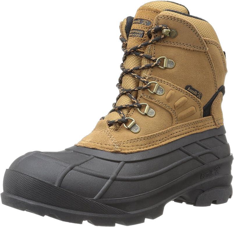 Kamik Fargo Botas de Nieve para Hombre , Beige (Tan-Tan Tan) , 40 EU: Amazon.es: Zapatos y complementos