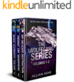 The Wolfegang series Volumes 1-3: an epic space opera adventure