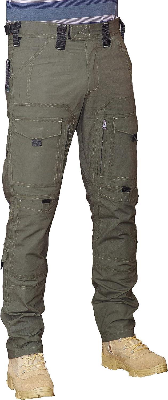 PRIME Pantalones de Trabajo para Hombre WRK-02