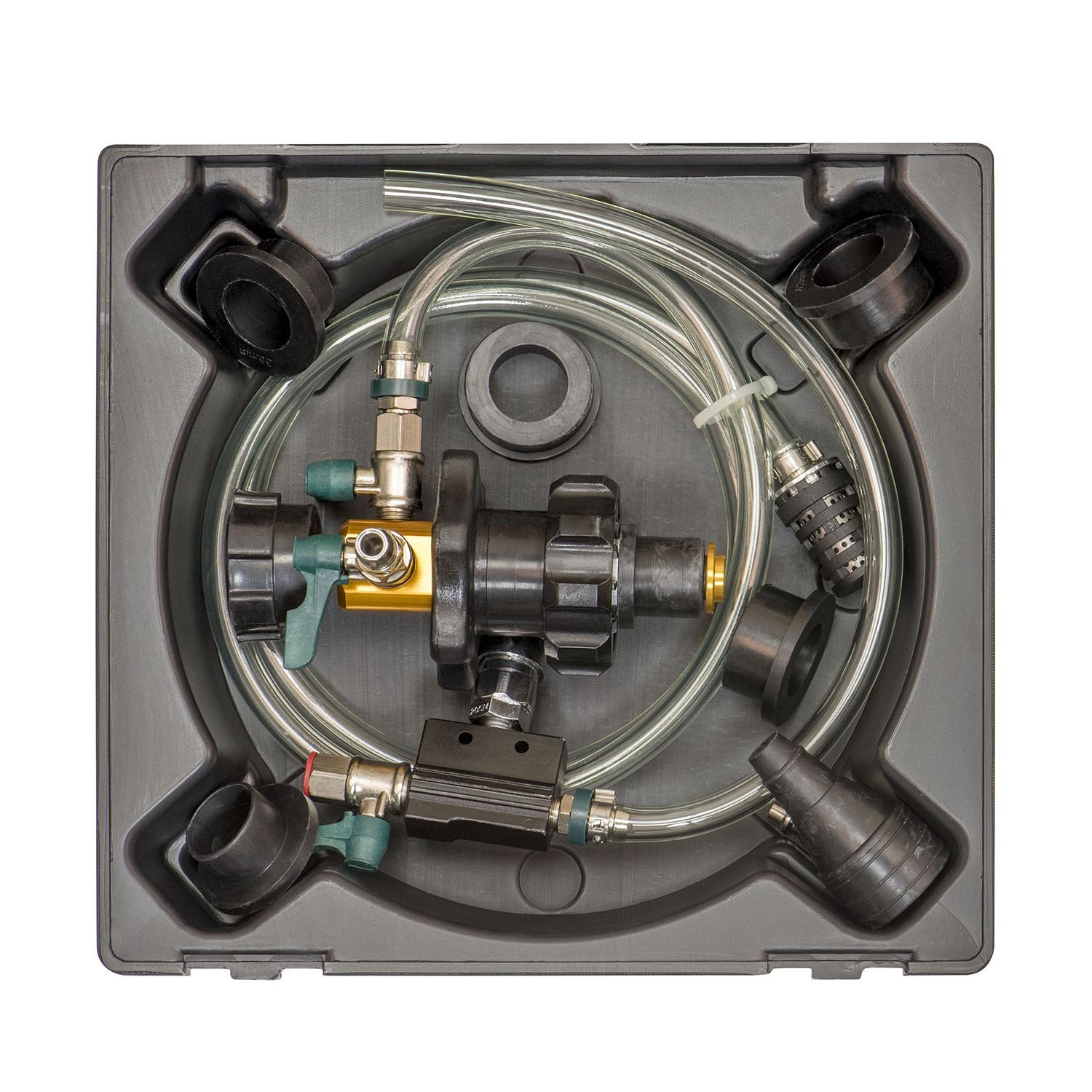 OEMTOOLS 24444 5 Adapters Cooling System Refiller Kit