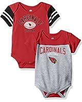 """NFL Boys Newborn """"Vintage Baby"""" 2Piece Onesie Set"""