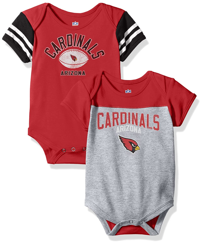 7601d6e7 Outerstuff NFL Boys Newborn Vintage Baby 2Piece Onesie Set