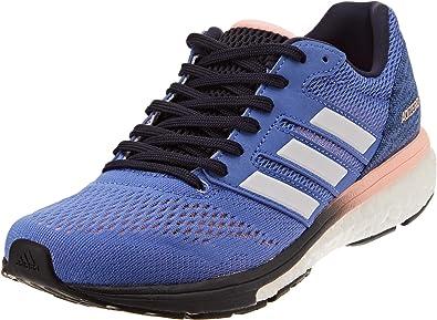 Adidas Adizero Boston 7 w, Zapatillas de Trail Running para Mujer, Multicolor (Lilrea/Ftwbla/Tinley 000), 36 2/3 EU: Amazon.es: Zapatos y complementos