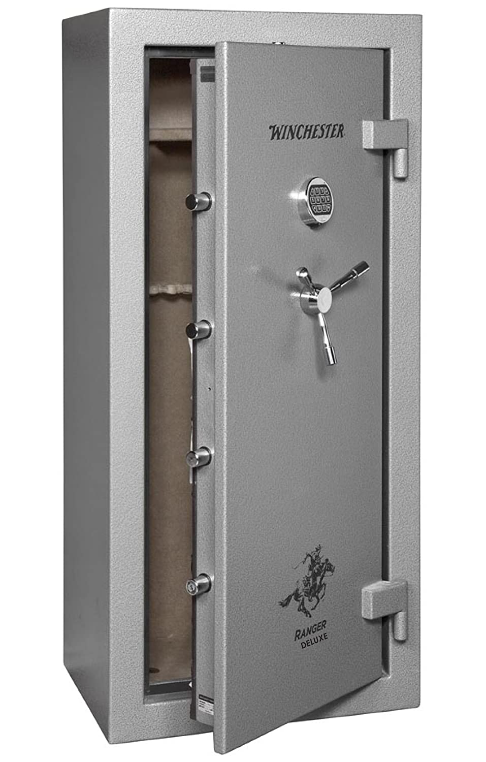 Black Gun Safe In Living Room Decor: Top 23 Best Gun Safes Reviewed For Long Guns, Pistols & More