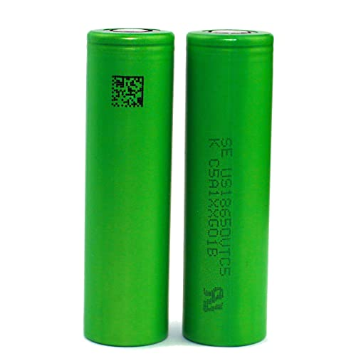 SONY VTC5 18650 2600mAh US18650VTC5 Hybrid IMR Rechargeable Lithium Ion Battery [QTY: 2]