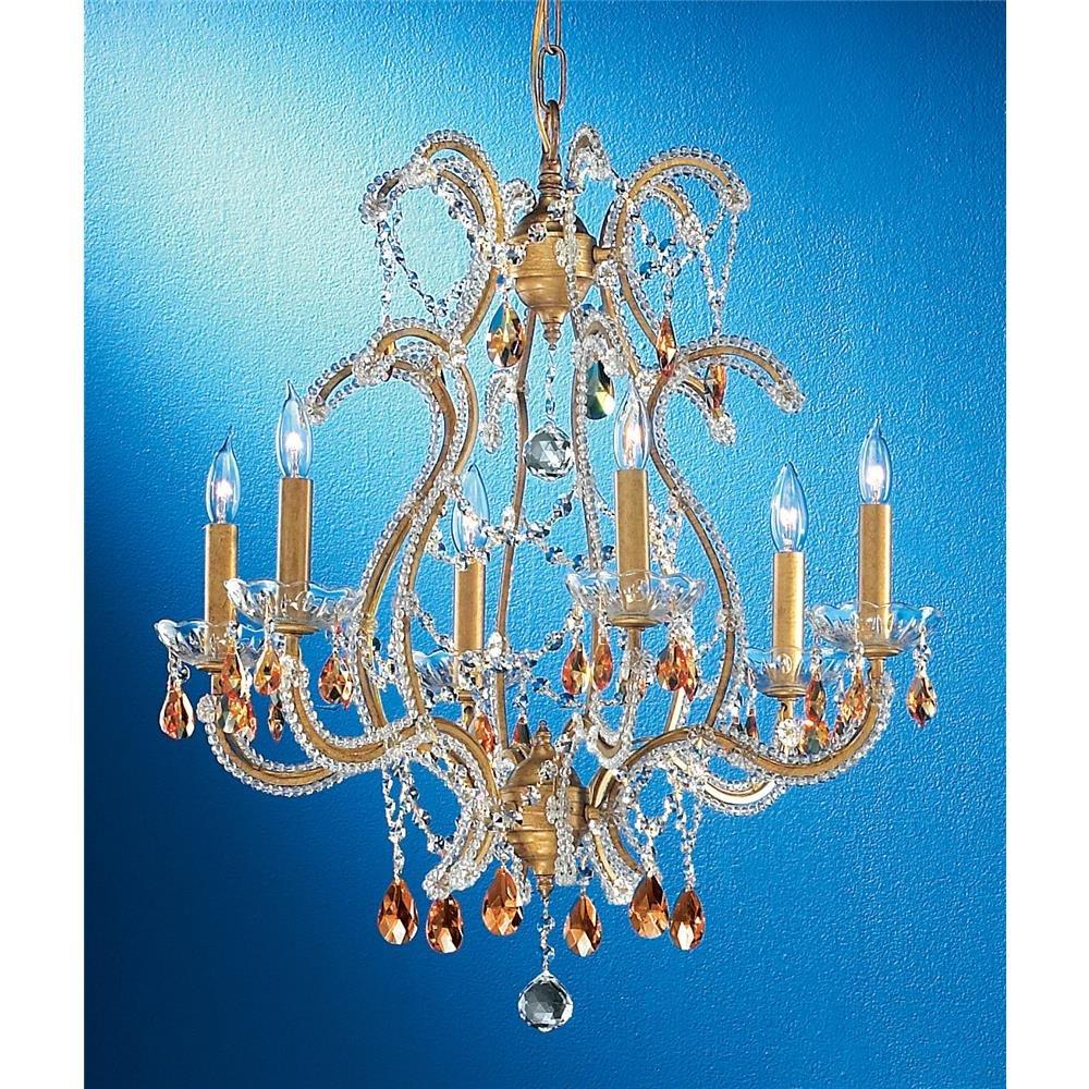 Classic Lighting 69726 OG C Aurora Chandelier