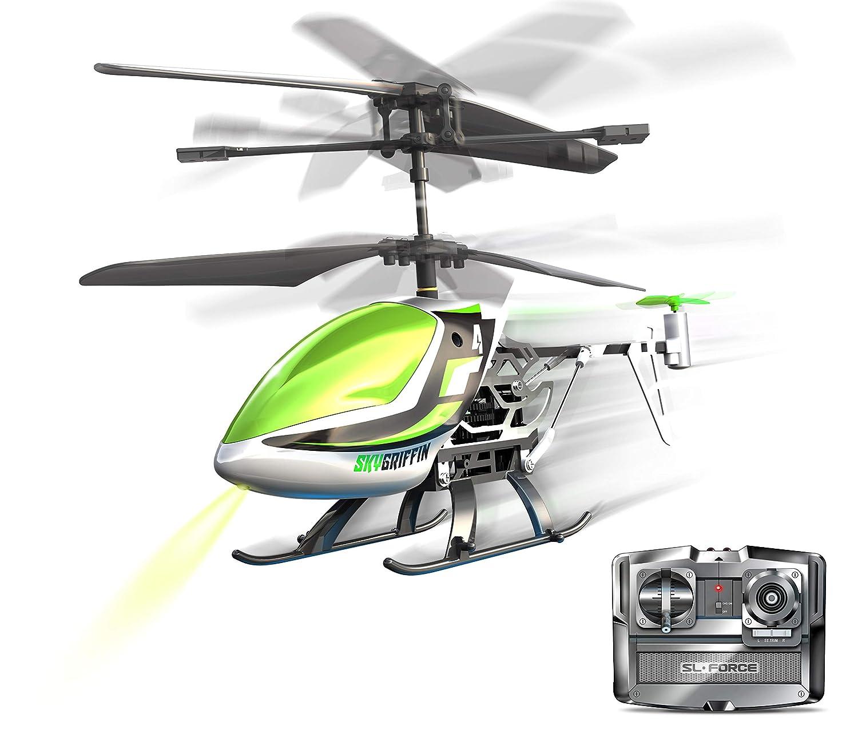 SilverLit - Helicóptero radiocontrol (SE84711)