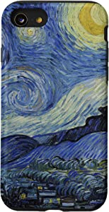 iPhone SE (2020) / 7 / 8 Vincent Van Gogh The Starry Night Case