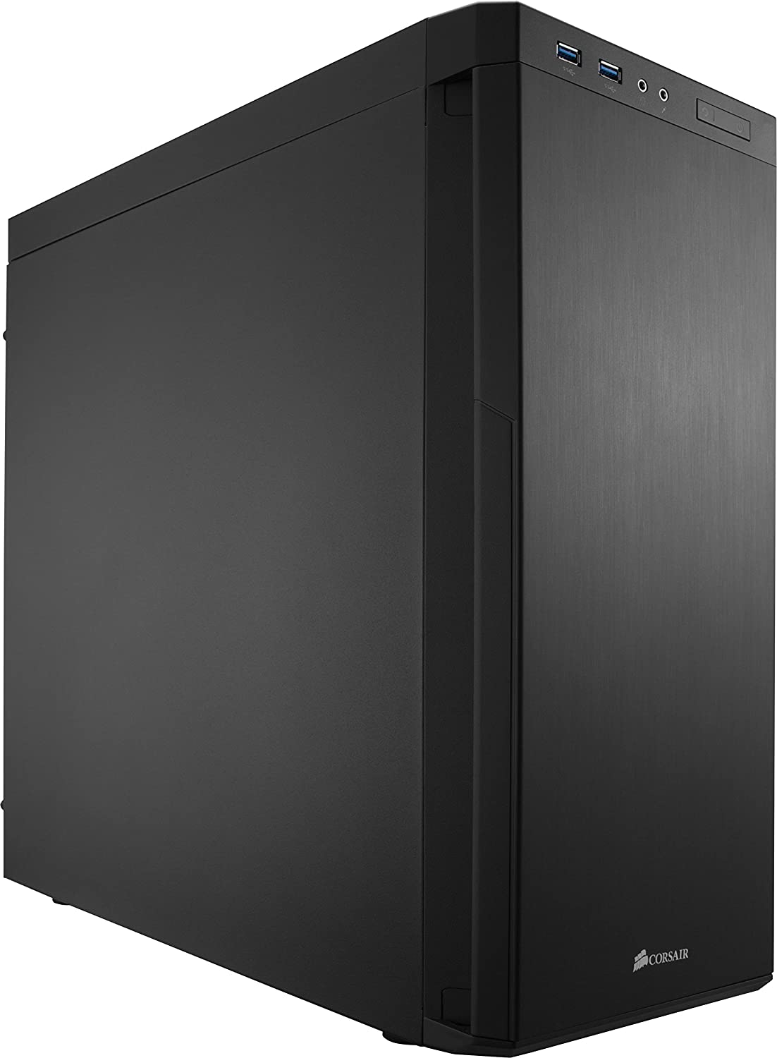 huge selection of 3e497 bcd7b CORSAIR CARBIDE 330R Mid-Tower Case - Blackout Edition (CC-9011076-WW)