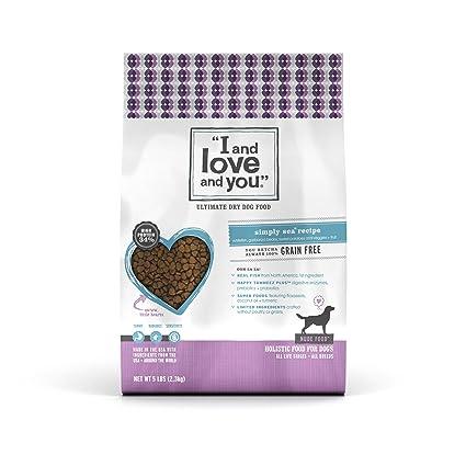 I love and you dog food